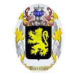 Barenholz Ornament (Oval)