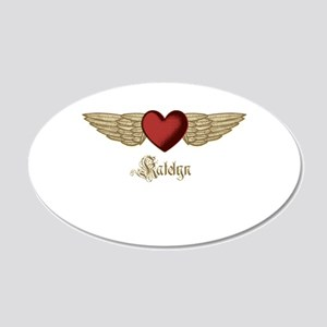 Katelyn the Angel Wall Decal