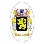 Barenholtz Sticker (Oval)