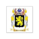 Barenboim Square Sticker 3