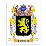 Barenboim Small Poster