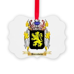 Barenboim Ornament