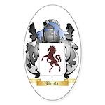 Barela Sticker (Oval)