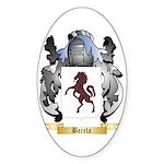 Barela Sticker (Oval 50 pk)
