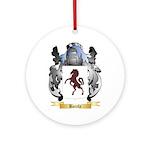 Barela Ornament (Round)