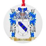 Barefield Round Ornament