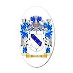 Barefield 35x21 Oval Wall Decal