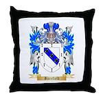 Barefield Throw Pillow