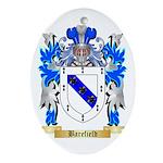 Barefield Ornament (Oval)