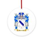 Barefield Ornament (Round)