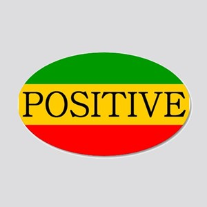 Positive Wall Decal