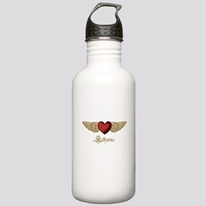 Katherine the Angel Water Bottle