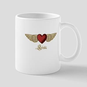Krista the Angel Mug