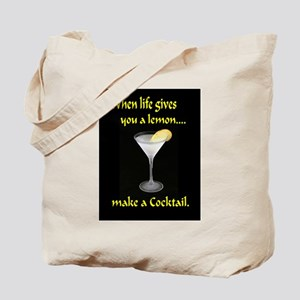 LEMON COCKTAIL Tote Bag
