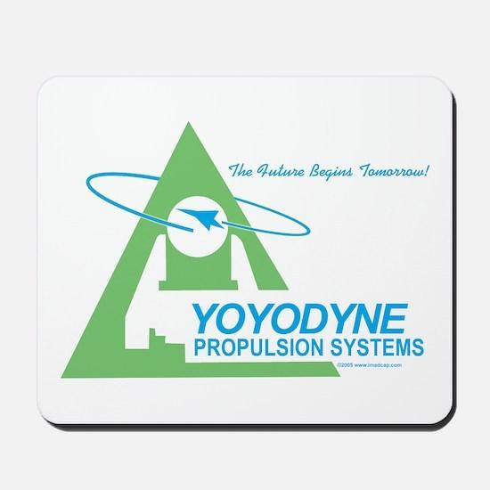 Yoyodyne Propulsion Systems Mousepad