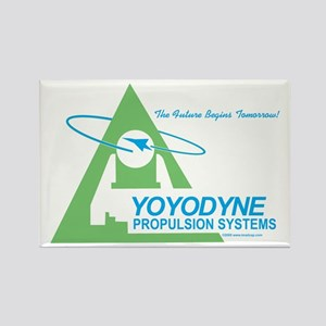 Yoyodyne Propulsion Systems Rectangle Magnet