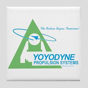 Yoyodyne Propulsion Systems Tile Coaster