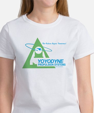 Yoyodyne Propulsion Systems Women's T-Shirt