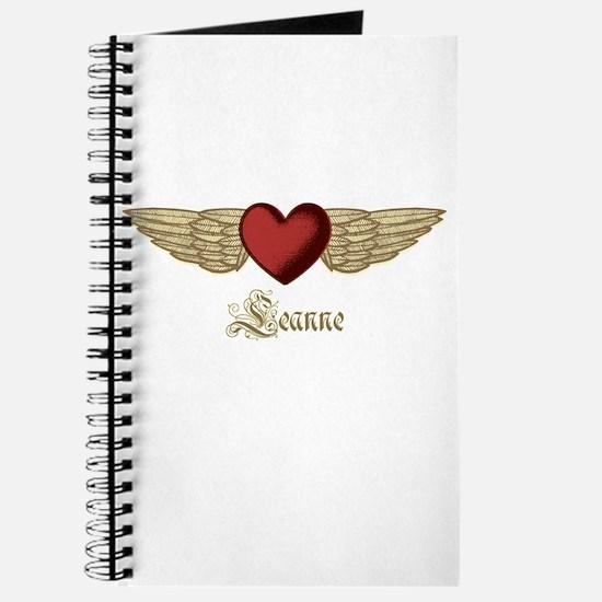 Leanne the Angel Journal
