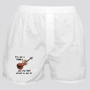I've Got a Viola Boxer Shorts
