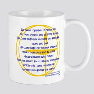 4-3-We_Come_Together Mugs