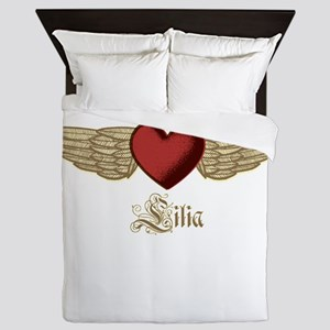 Lilia the Angel Queen Duvet