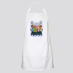 Beautiful Bass BBQ Apron