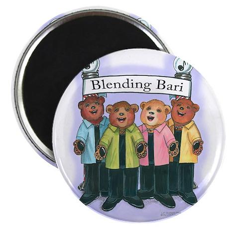 """Blending Bari 2.25"""" Magnet (10 pack)"""