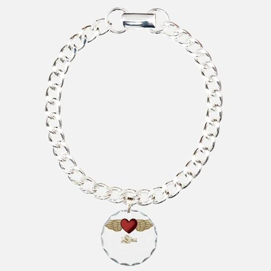 Lina the Angel Bracelet