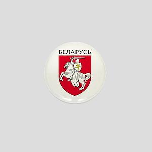 Belarus Mini Button