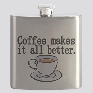 Coffee makes it all better Flask