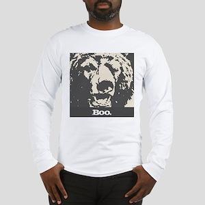 Scary Bear Long Sleeve T-Shirt