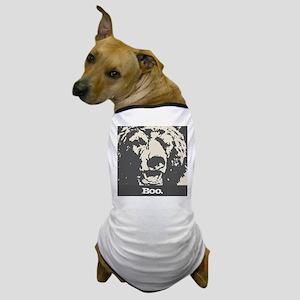 Scary Bear Dog T-Shirt