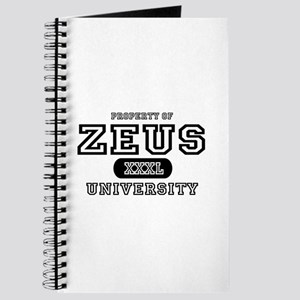 Zeus University Property Journal