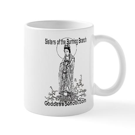 GoddessSchool Mugs