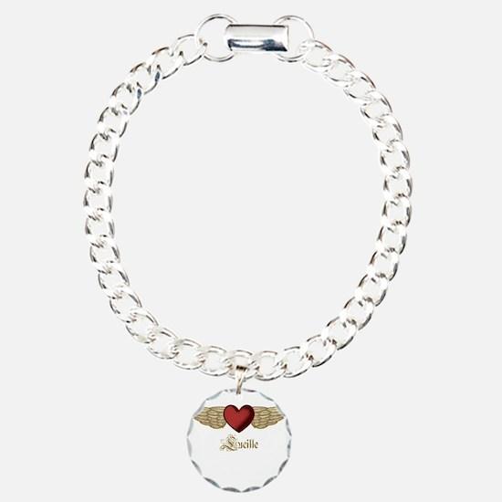 Lucille the Angel Bracelet
