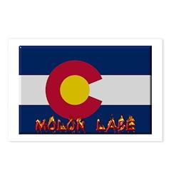 Colorado Molon Labe Postcards (Package of 8)