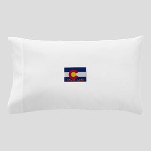 Colorado Molon Labe Pillow Case