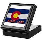 Colorado Molon Labe Keepsake Box