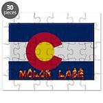 Colorado Molon Labe Puzzle