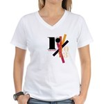 radelaide magazine Women's V-Neck T-Shirt