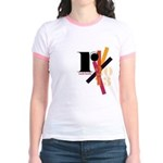 radelaide magazine Jr. Ringer T-Shirt