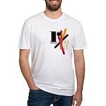 radelaide magazine Fitted T-Shirt