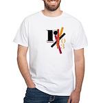 radelaide magazine White T-Shirt