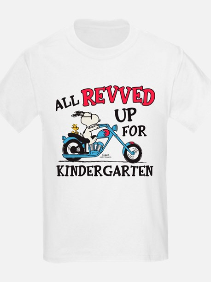 Snoopy Kindergarten T-Shirt