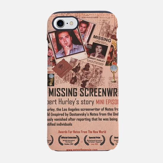 Movie Poster - The Missing Scr iPhone 7 Tough Case