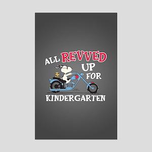 Snoopy Kindergarten Posters