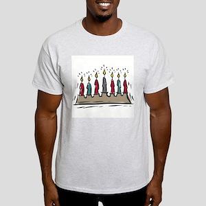 KINARA Ash Grey T-Shirt