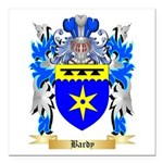 Bardy Square Car Magnet 3