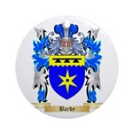 Bardy Ornament (Round)